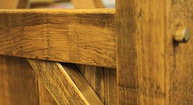 Rustic Style Mennonite Solid Wood Furniture at Lloyd's Furniture Gallery in Schomberg Ontario